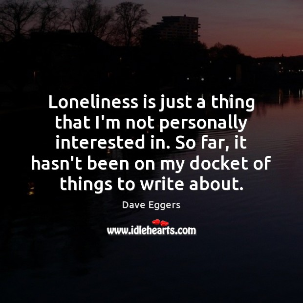 Loneliness Quotes Image