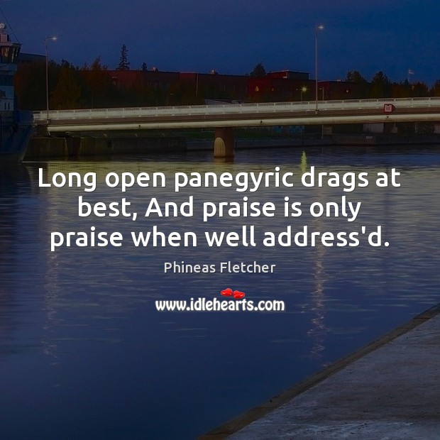 Picture Quote by Phineas Fletcher