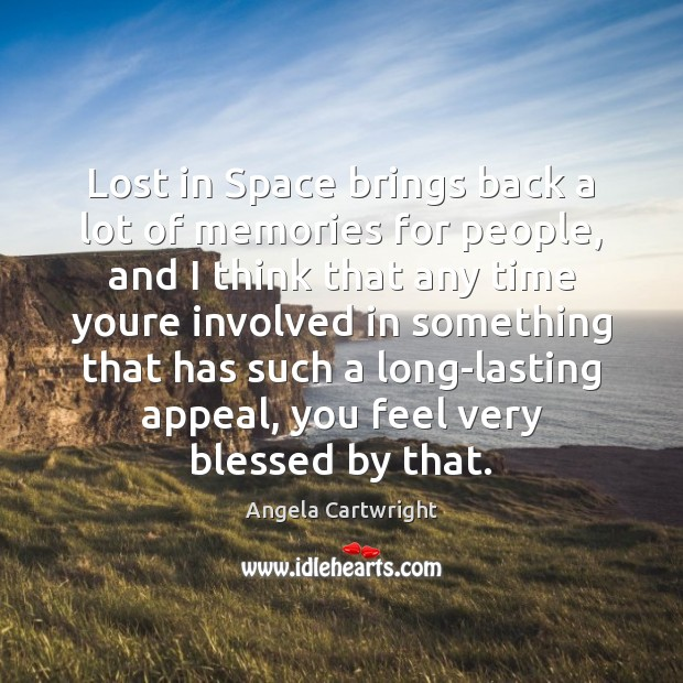 Image, Lost in Space brings back a lot of memories for people, and