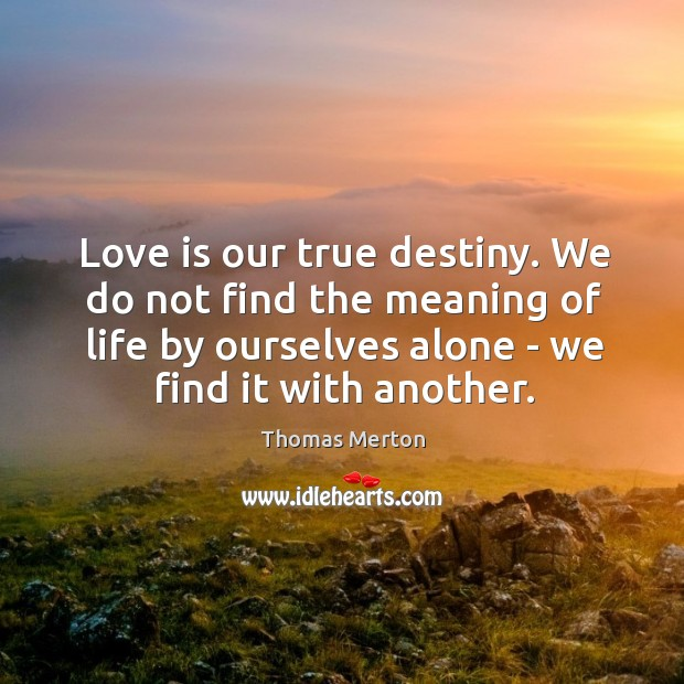 Quotes About True Love And Fate: Cute Valentine Quotes On IdleHearts