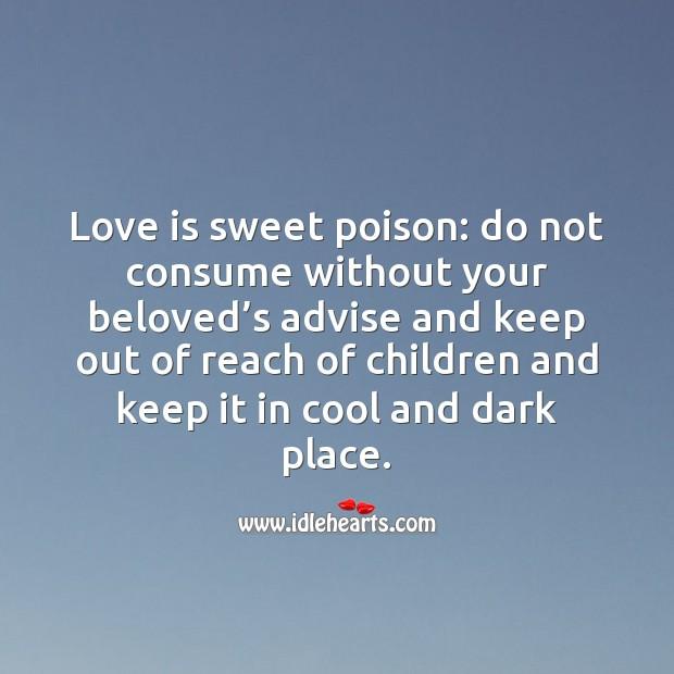 Love is sweet Image