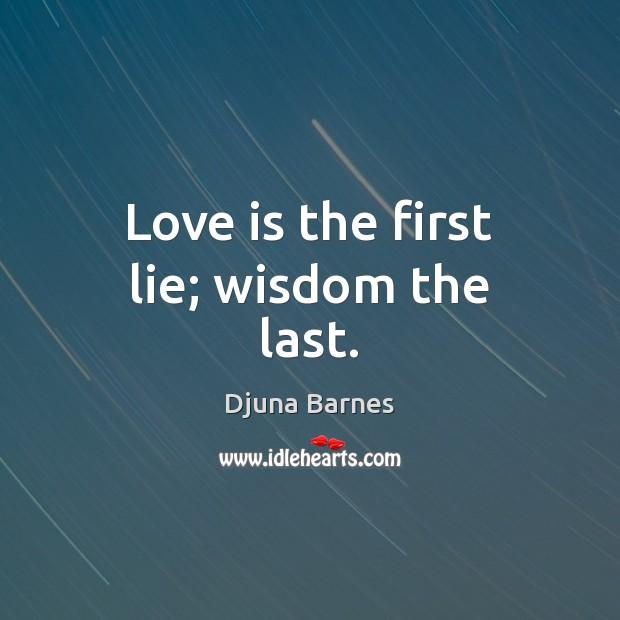 Lie Quotes