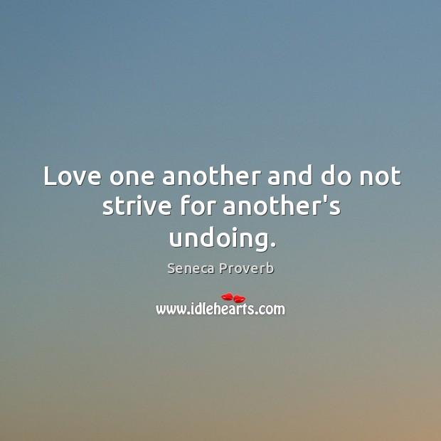 Seneca Proverbs