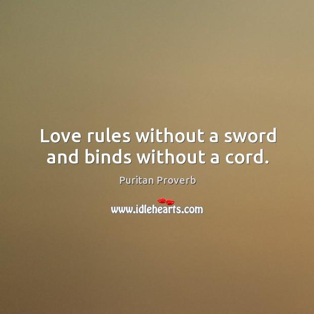 Puritan Proverbs