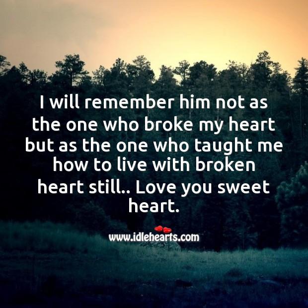 Love you sweet heart Image