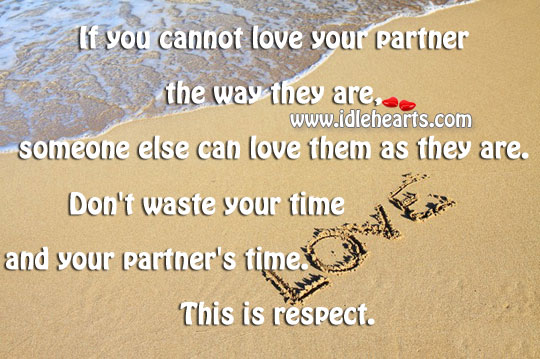 Love your partner Image