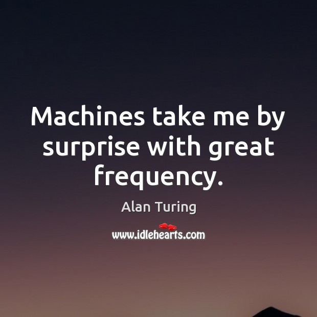 can machines think essay Access to over 100,000 complete essays and simple machines can be used to make be fair to surmise that therefore machines can think and it is.