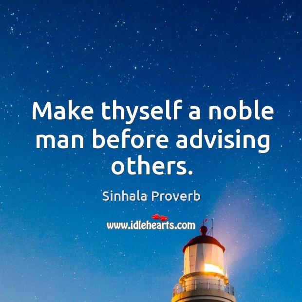 Sinhala Proverbs