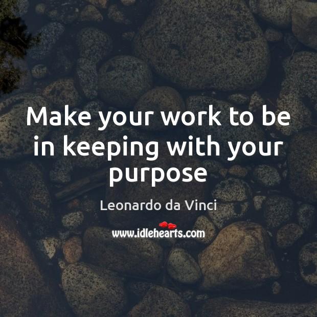 Picture Quote by Leonardo da Vinci