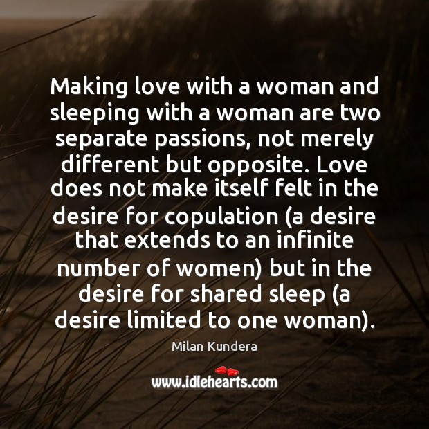 Making Love Quotes