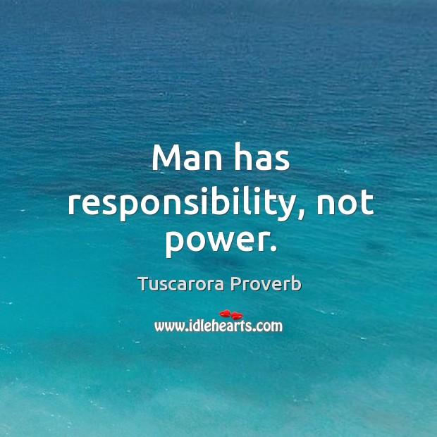 Tuscarora Proverbs