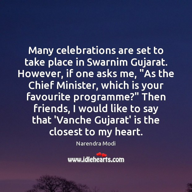 Image, Many celebrations are set to take place in Swarnim Gujarat. However, if