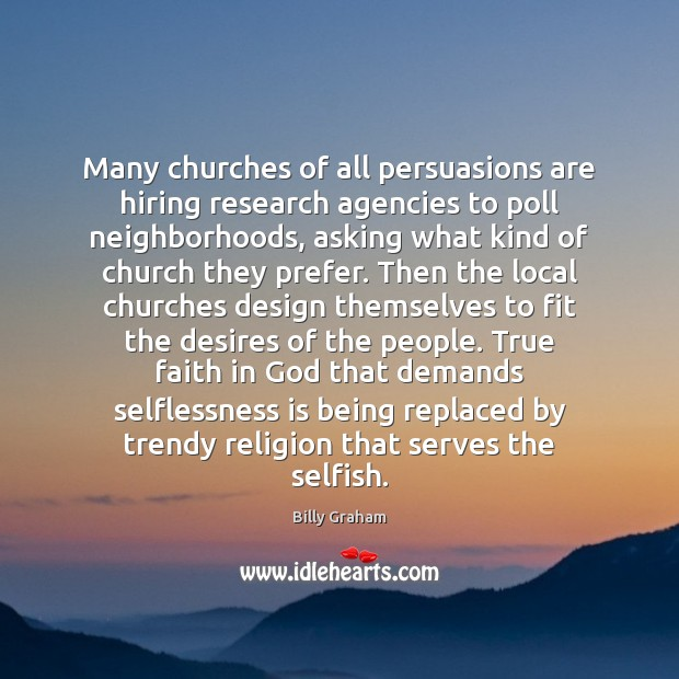 Many churches of all persuasions are hiring research agencies to poll neighborhoods, Image