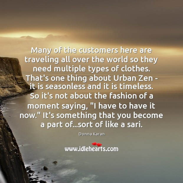 Many of the customers here are traveling all over the world so Travel Quotes Image