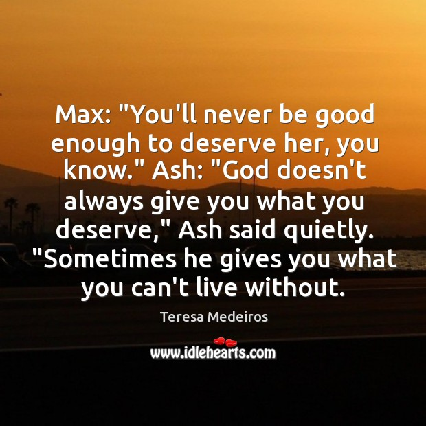 Max: \