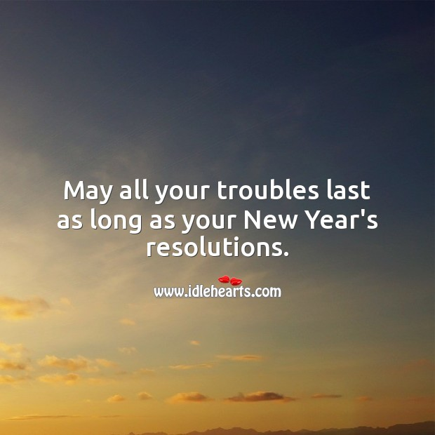 Image, May all your troubles