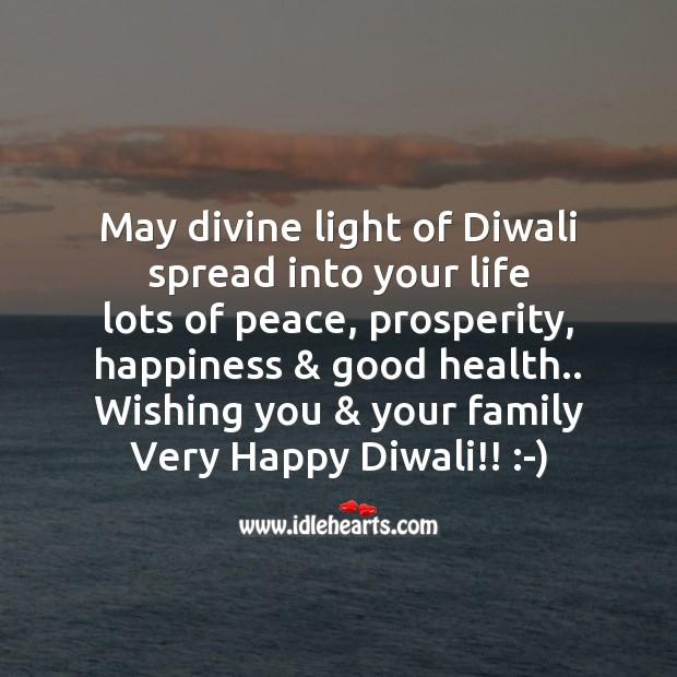 Diwali Messages