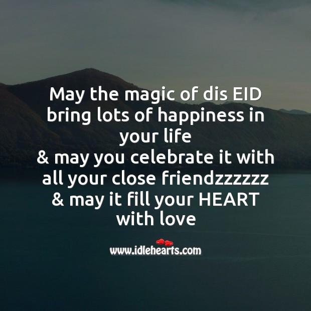 Eid Messages