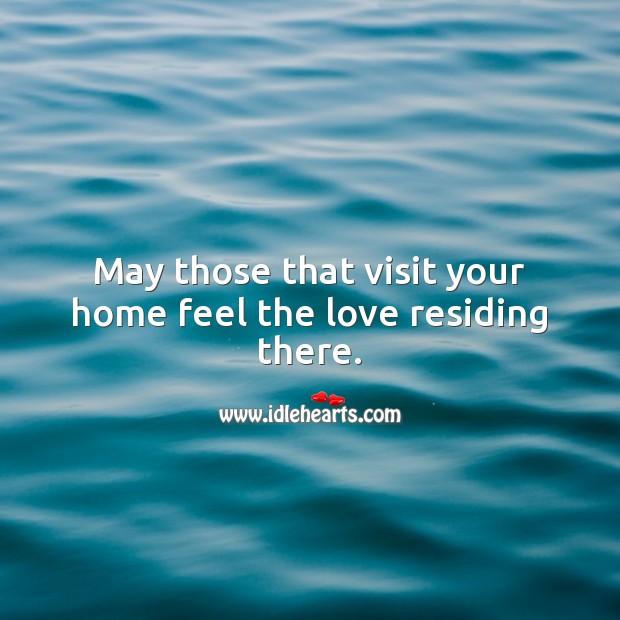 Housewarming Messages