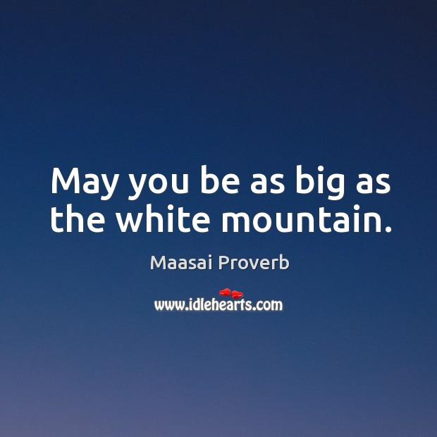 Maasai Proverb Image