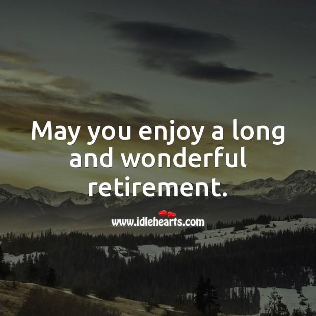 Retirement Messages