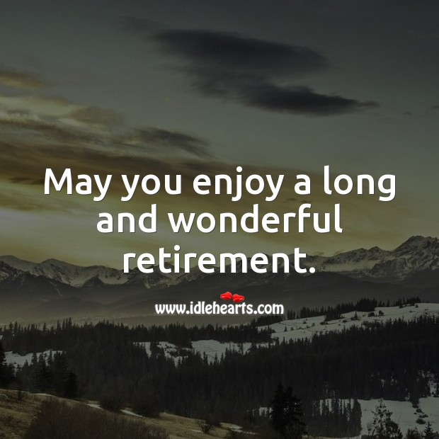 Retirement Messages
