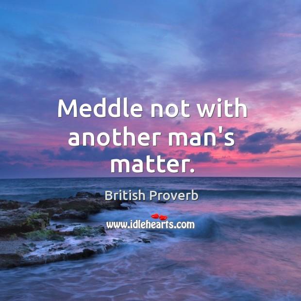 British Proverbs