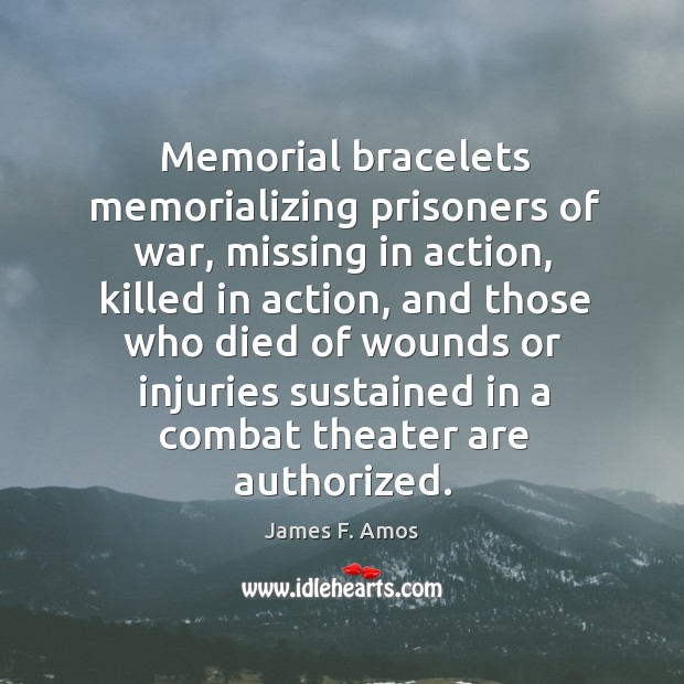 Image, Memorial bracelets memorializing prisoners of war, missing in action, killed in action