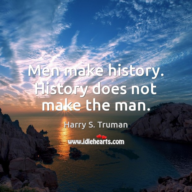 Picture Quote by Harry S. Truman