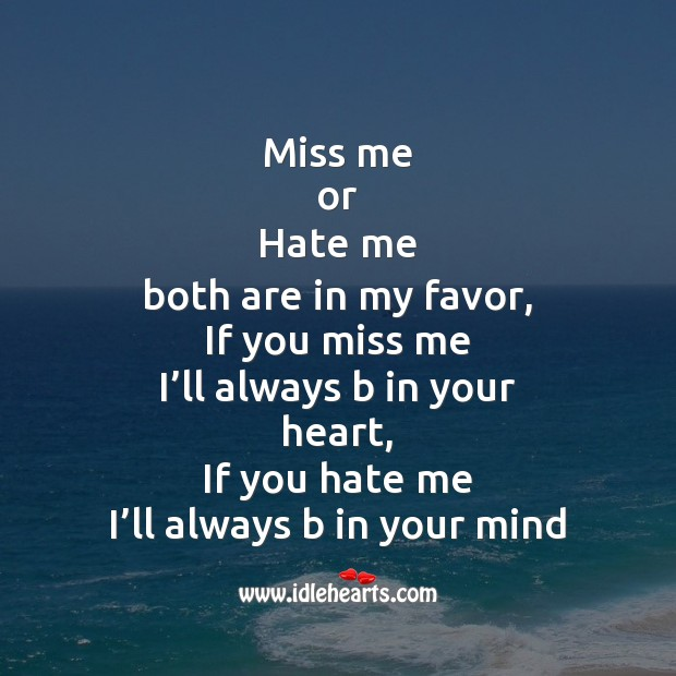 Miss quotes you me Missing Someone
