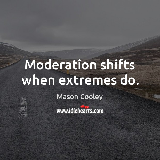 Image, Extremes, Moderation, Shifts