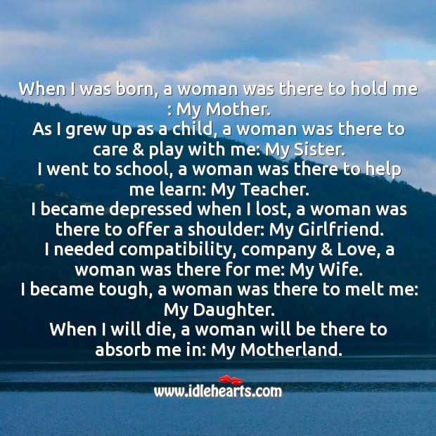 Image, Most amazing lines written on woman.