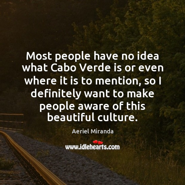 Most people have no idea what Cabo Verde is or even where Image