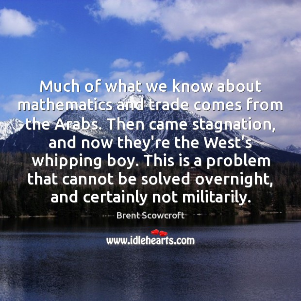 Image, Much of what we know about mathematics and trade comes from the
