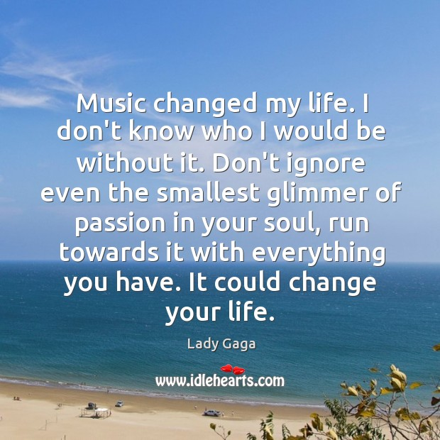 Impacted My Life Quotes: Picture Quotes About Changing Your Life