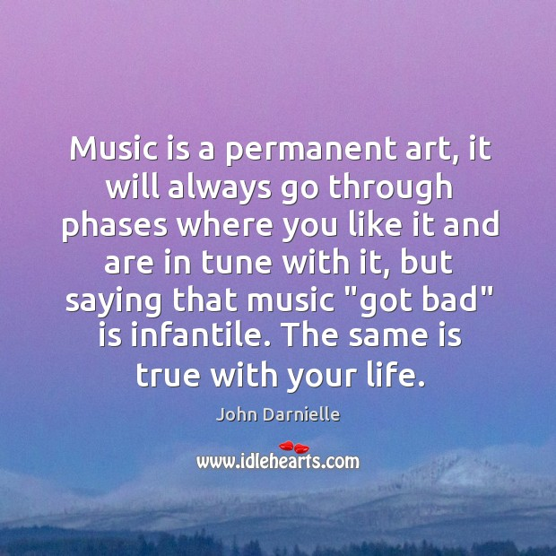 Picture Quote by John Darnielle