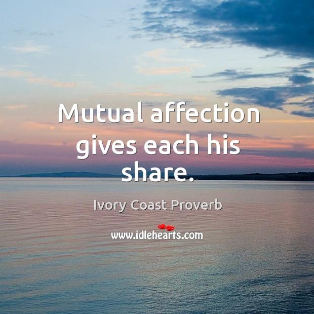 Ivory Coast Proverbs