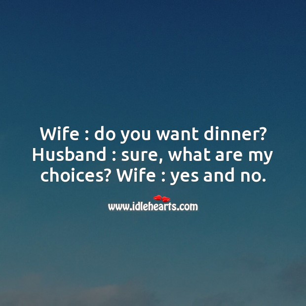 My choices Funny Messages Image