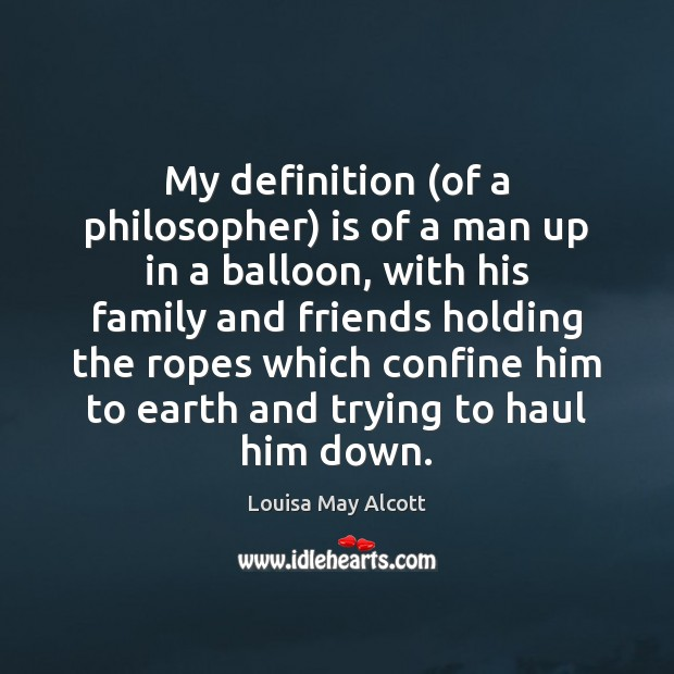 Picture Quote by Louisa May Alcott
