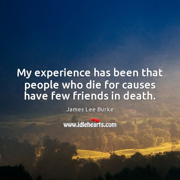 Picture Quote by James Lee Burke