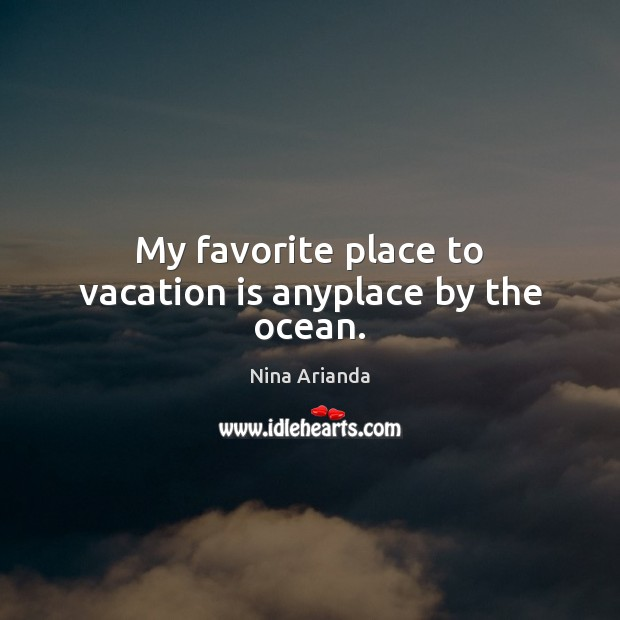 Picture Quote by Nina Arianda