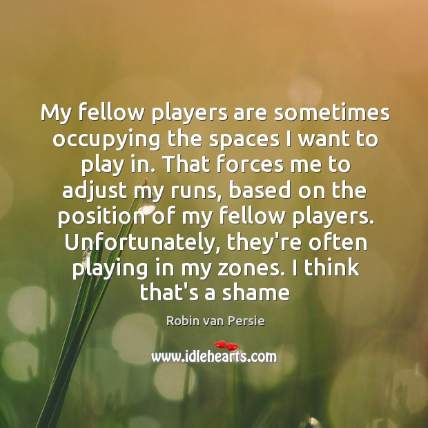 My fellow players are sometimes occupying the spaces I want to play Image