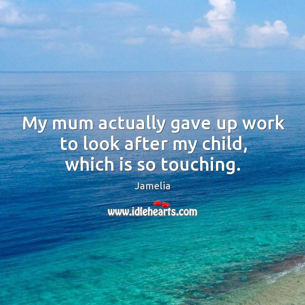 Picture Quote by Jamelia