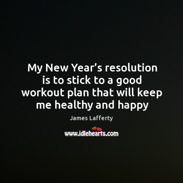 Image, My new year's resolution is to stick to a good workout plan that will keep me healthy and happy