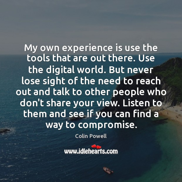 My own experience is use the tools that are out there. Use Image