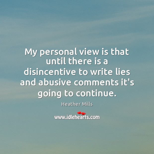 My personal view is that until there is a disincentive to write Image
