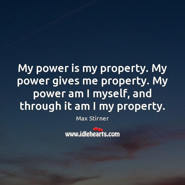 Power Quotes