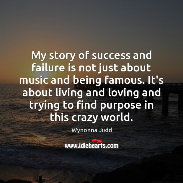 Image, My story of success and failure is not just about music and