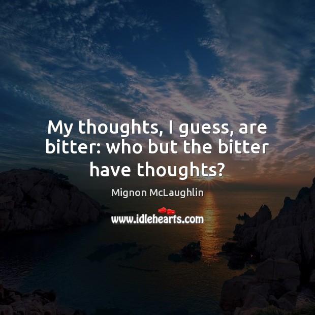 essays of mignon mclaughlin