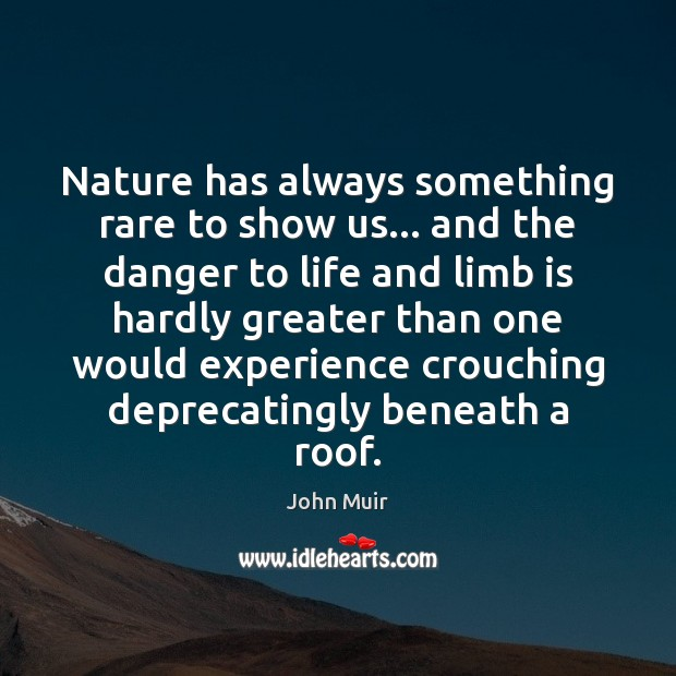 Nature has always something rare to show us… and the danger to Image